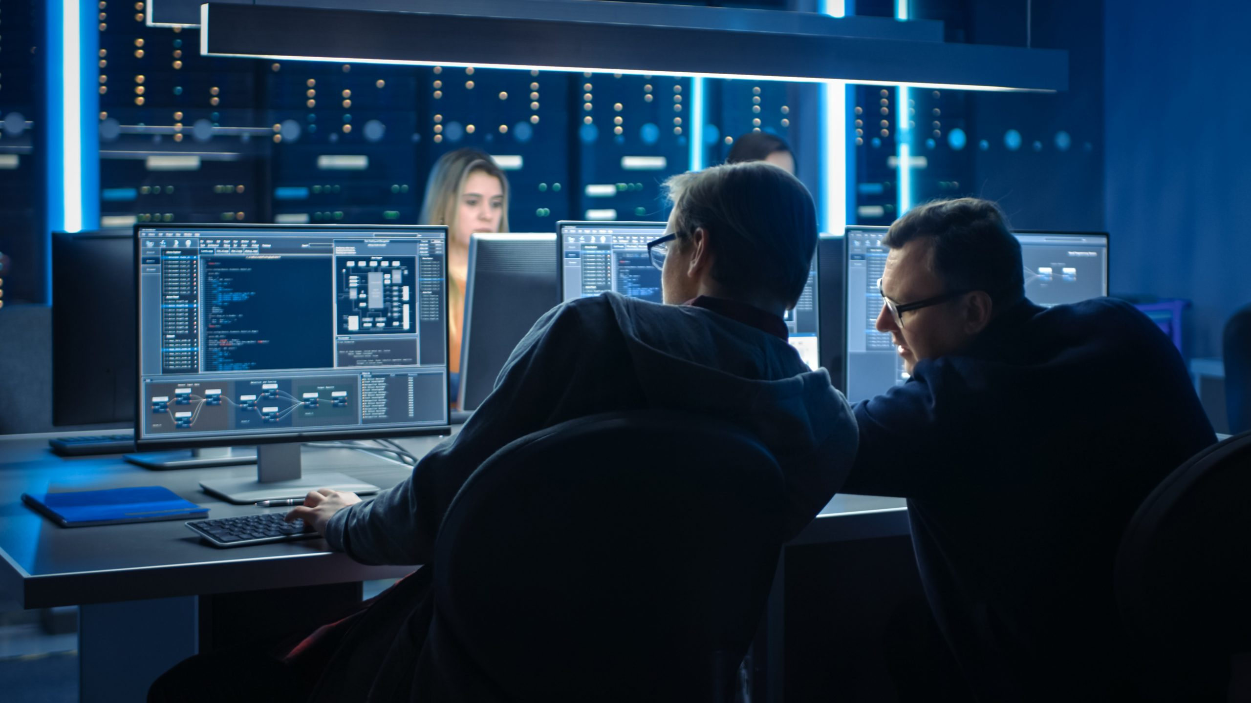 Shield Information Solutions: Fast, Secure Network